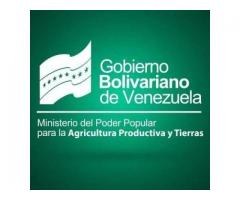 Ministerio de Agricultura de Apure, VE