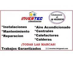 INVERTEC - Climatización