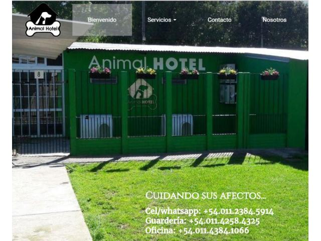 Animal Hotel - Pensionado de Mascotas