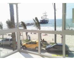 FRENTE MAR Canasvieiras-FLORIANÓPOLIS-BRAZIL-VENTA Ap 2Dorm Financiamiento Construtora