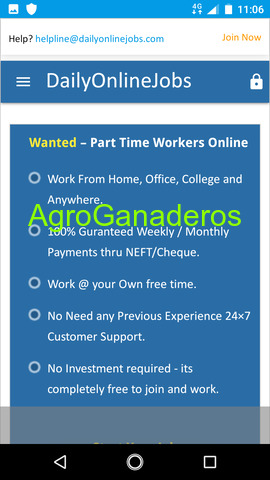 We are hiring Earn  Rs 15000 simple copy paste job